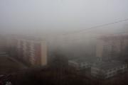 Облако пыли от вулкана