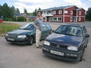 Юлляс, лето 2004