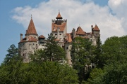замок Бран (Bran castle)