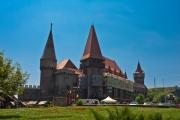 Замок Хуньяди в Hunedoara