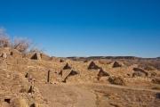 Aztec ancient town
